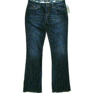 JOE'S Rocker Icon Bootcut Jeans NWT! Dark Paradise